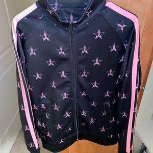 Jeffree Star Pink Tracksuit Top